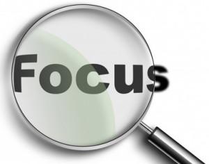 Focus op wat je wilt en je zult er meer van krijgen