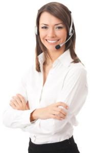 Contact onze telefoniste voor al je vragen
