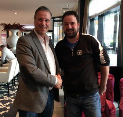 QREDITS / Peter-Paul Niermeijer met zijn bedrijf www.fysiofit-coach.nl