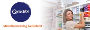 Qredits, microfinaciering Nederland