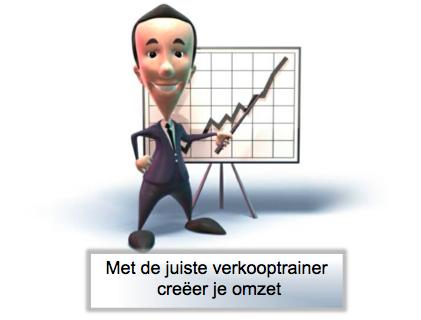 Met de juiste verkooptrainer creëer je omzet