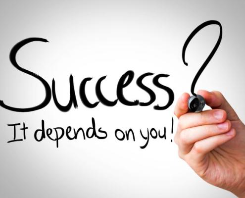 Succes met je ondernemerscoach