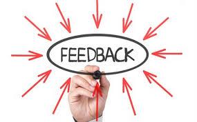 Verkoopcoach geeft feedback