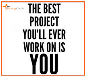 Persoonlijke ontwikkeling is jouw beste project